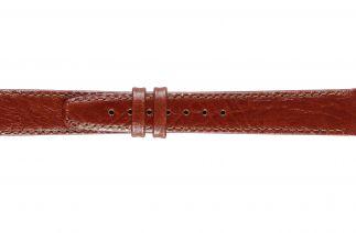 Uhrenarmband Kalbsleder K0207L cognac