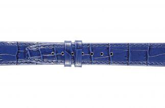 Uhrenarmband Kalbsleder K0210L blue